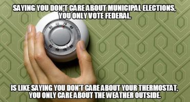 Thermostat muni elections